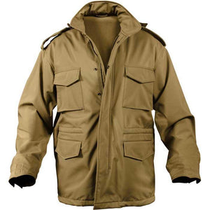Outerwear - Soft Shell Tactical M-65 Field Jacket