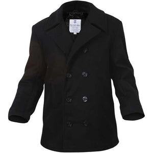 Outerwear - US Navy Type Pea Coat