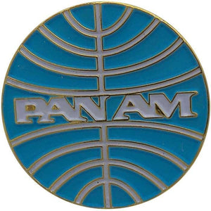 Pins Patches Lanyards Keychains - Pan Am Retro Pin