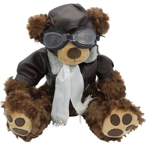 Plush - Plush Brown Bear 14""