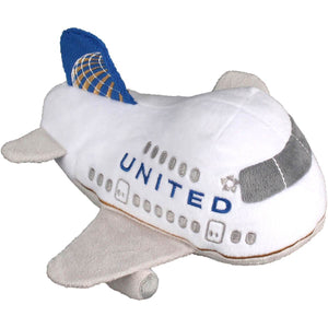 Plush - United Airlines Plush Toy W/Sound