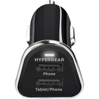 Power - Hypercel Hypergear High Power Dual USB Car Charger