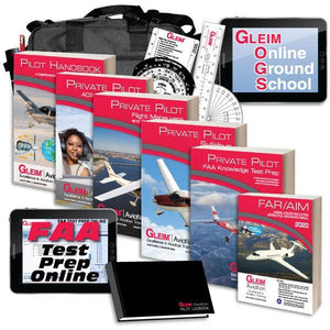 Private Pilot - Gleim 2021 Deluxe Private Pilot Kit