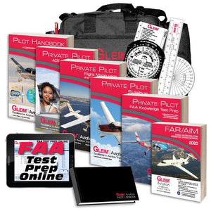 Private Pilot - Gleim 2021 Private Pilot Kit With Online Test Prep
