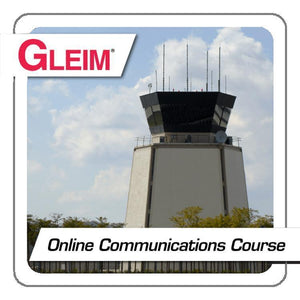 Private Pilot - Gleim Online Communication Course