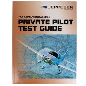 Private Pilot - Jeppesen Private Pilot FAA Airman Knowledge Test Guide (March 2019)