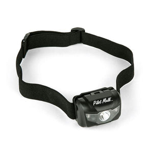 Promotional Products - PilotMall.com Headlamp White + Red LEDs
