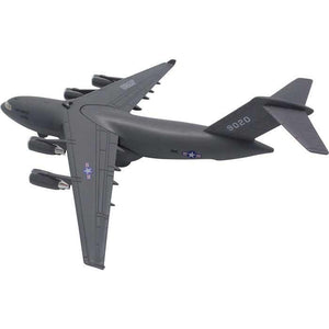 Pull Back Planes - C-17 Transport Pull Back Plane (1 Piece / Assorted Styles)