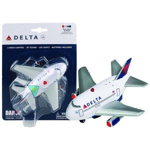 Pull Back Planes - Delta Air Lines Pullback W/Lights And Sound