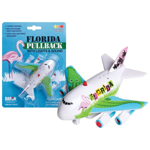 Pull Back Planes - Florida Pullback W/Lights And Sound