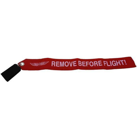 Remove Before Flight Banners - ASA Pitot Tube Covers