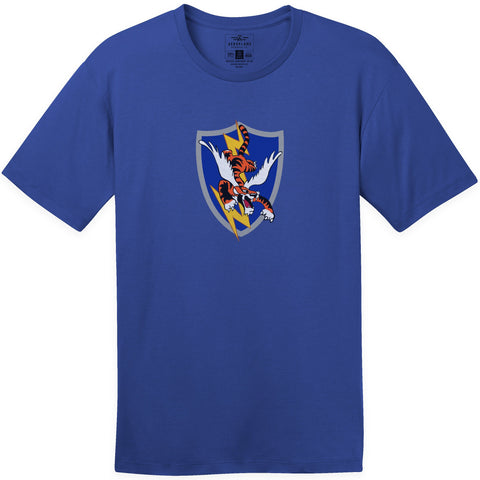 Shirts - 74th Fighter Interceptor Squadron 'Flying Tigers' Aeroplane Apparel Co. Men's T-Shirt