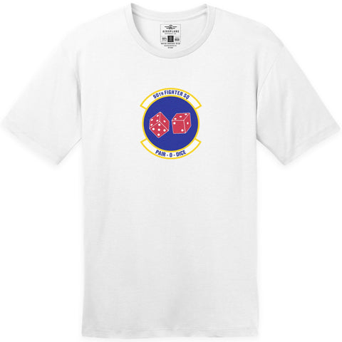 Shirts - 90th Fighter Squadron Aeroplane Apparel Co. Men's T-Shirt