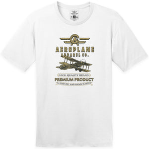 Shirts - Aeroplane Apparel Company Brand Men's T-Shirt