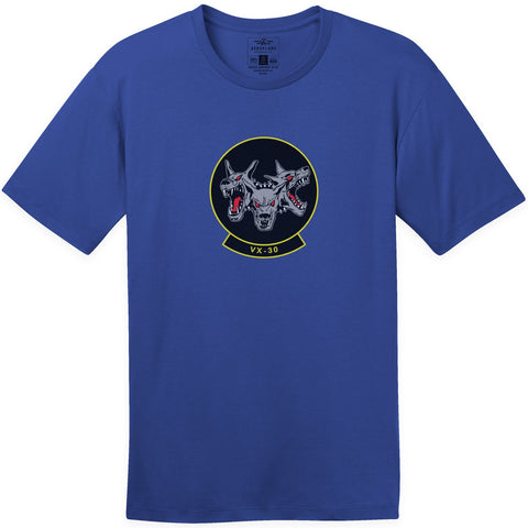 Shirts - Air Test And Evaluation Squadron 30, 'The Bloodhounds'� Aeroplane Apparel Co. Men's T-Shirt
