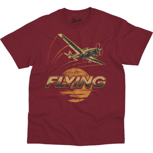 Shirts - Cirrus Adventure Flying Aero Shop T-Shirt