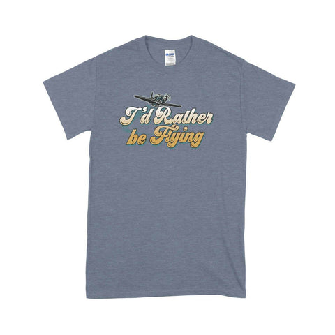 Shirts - I'd Rather Be Flying T-Shirt