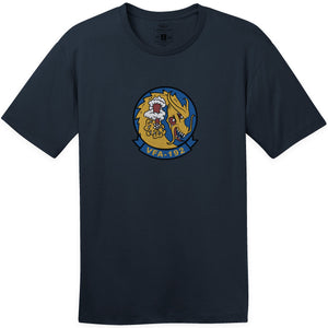 Shirts - Strike Fighter Squadron 192 US Navy Aeroplane Apparel Co. Men's T-Shirt