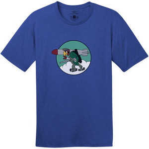 Shirts - Torpedo Squadron VT-41 US Navy Aeroplane Apparel Co. Men's T-Shirt