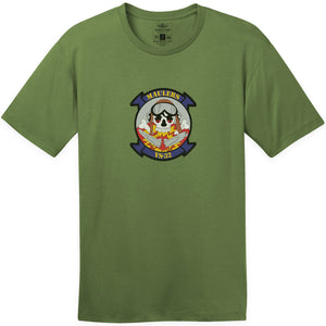 Shirts - VS-32, Sea Control Squadron 32 US Navy Aeroplane Apparel Co. Men's T-Shirt