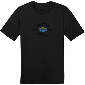 Shirts - WWII Gunnery School Las Vegas Aeroplane Apparel Co. Men's T-Shirt