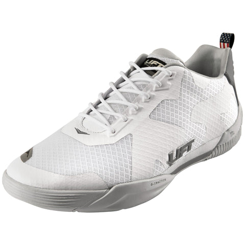 Sneakers - Lift Aviation Air Boss White (Normal Width) Pilot Shoes