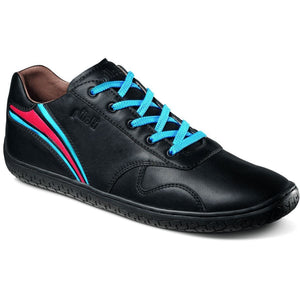 Sneakers - Piloti Circuit - Black Race Stripe Sneaker
