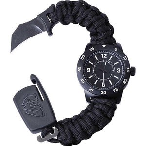 Survival & Preparedness - Para-Claw CQD Zinc Alloy Watch By Outdoor Edge