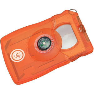Survival & Preparedness - UST Survival Card Tool, Orange