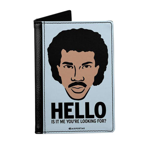 Travel Products - Hello, Is It Me You're Looking For? Passport Cover