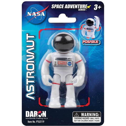 Vehicle Playsets - Space Adventure Astronaut Figure (Assorted Colors)