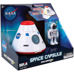 Vehicle Playsets - Space Adventure Space Capsule
