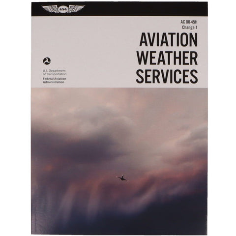 Weather - ASA Aviation Weather Services AC00-45H