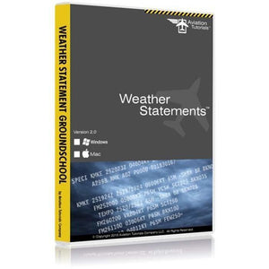 Weather - Aviation Tutorials Weather Statements 3.0