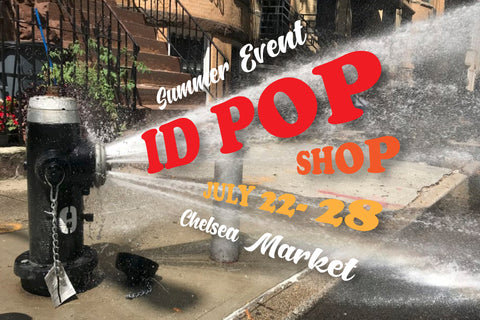 This Week!  Fego Gioielli will be at ID POP SHOP in Chelsea Market!