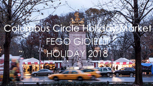 Holiday 2018: Columbus Circle Holiday Market