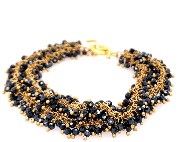 spinel shimmer bracelet Gold gemstone natural google facebook youtube amazon gmail