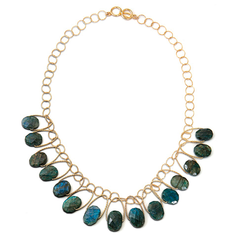 "Green Labradorite ""Stunner"" Collection"