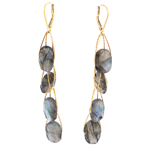 Google, youtube, facebook Gemstones Available: Labradorite, Dendritic Opal, Lapis, Garnet, Rainbow Moonstone, Grey Moonstone, Brown Moonstone Black Onyx, Rutilated Quartz, Lemon Quartz, Smokey Quartz, Citrine, Aquamarine, Moss Agate, Natural Emerald academy earring