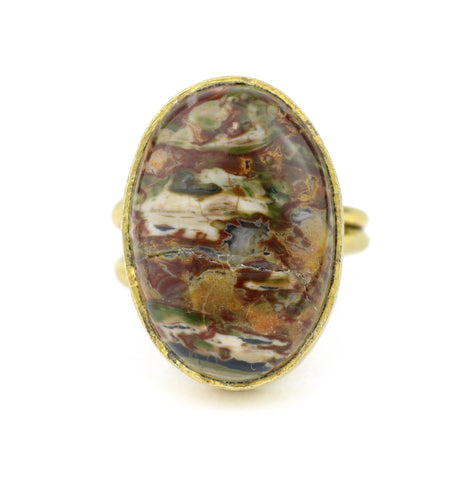 black onyx gemstone jewelry pink blue lace agate boulder opal dendritic Mook Jasper Rainforest ocean gold flake picture bumblebee Agate 10kt Gold Ring Teardrop round oval rectangle square free form opal labradorite