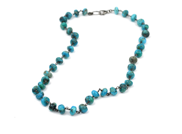 Turquoise (King Mine) Necklace