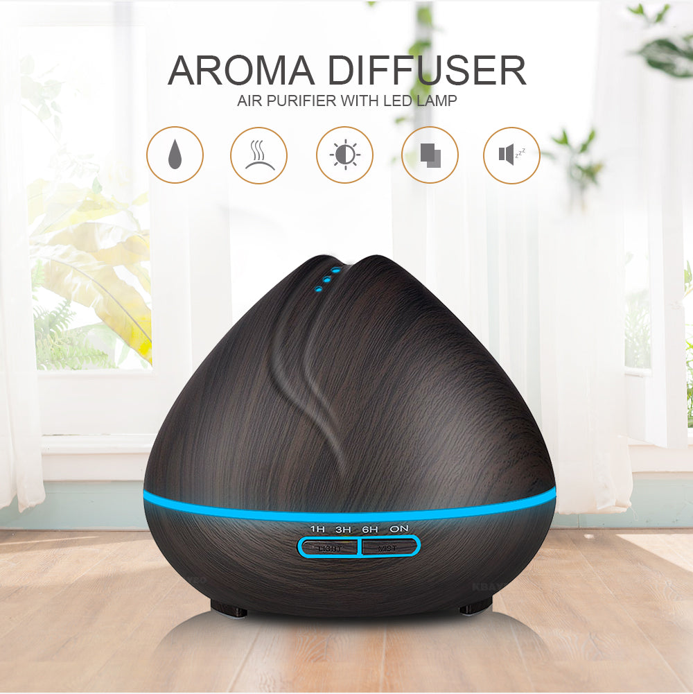 400ml Aroma Essential Oil Diffuser Ultrasonic