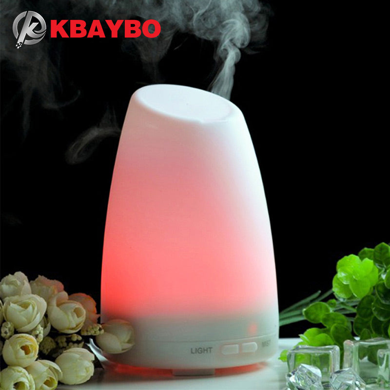 Ultrasonic Humidifiers Aroma vaporizer essential oil
