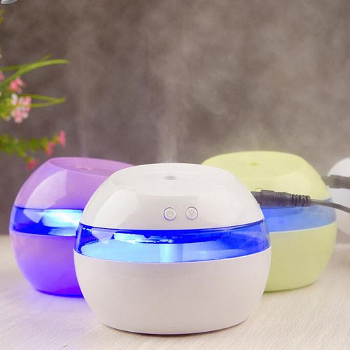 Ultrasonic Air Aroma Humidifier