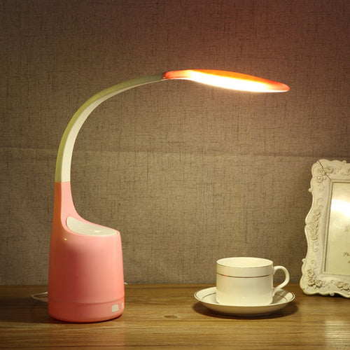 Mini LED Desk Lamp 160ML Humidifier USB