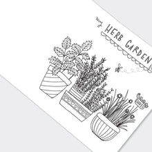 Little Gardener Colouring Book