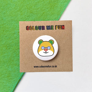 Animal Crossing - Harvey - Button Badge