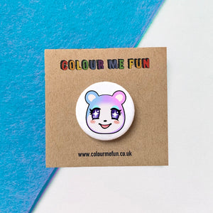 Animal Crossing - Judy - Button Badge