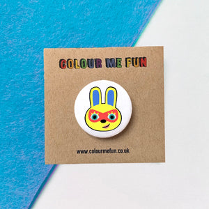 Animal Crossing - Mira - Button Badge