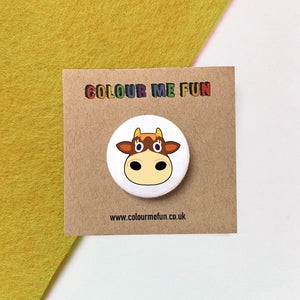 Animal Crossing - Patty - Button Badge